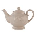 Keramický čajník s mašličkou