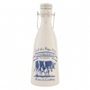 Keramická fľaša na mlieko - veľká